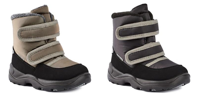 Коллекция обуви для мальчиков Skandia осень-зима 2019-2020  - 1фото