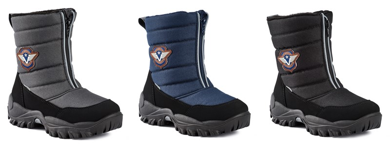 Коллекция обуви для мальчиков Skandia осень-зима 2019-2020  - фото 9
