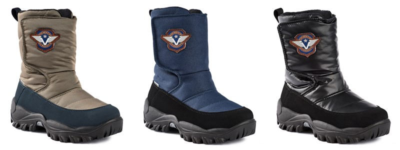 Коллекция обуви для мальчиков Skandia осень-зима 2019-2020  - фото 10