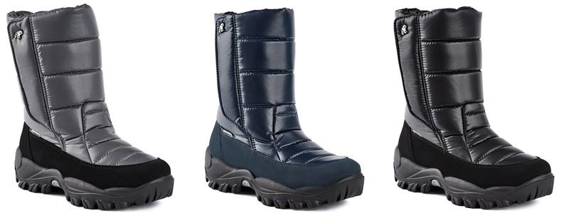 Коллекция обуви для мальчиков Skandia осень-зима 2019-2020  - фото 11