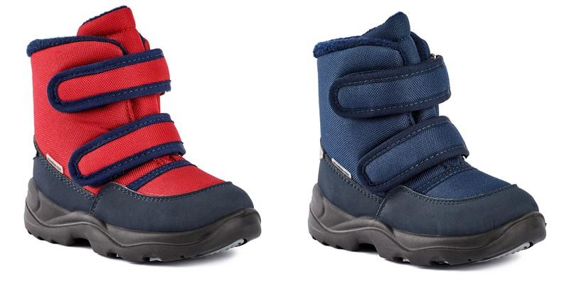Коллекция обуви для мальчиков Skandia осень-зима 2019-2020  - фото 2