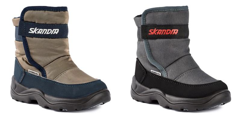Коллекция обуви для мальчиков Skandia осень-зима 2019-2020  - фото 3