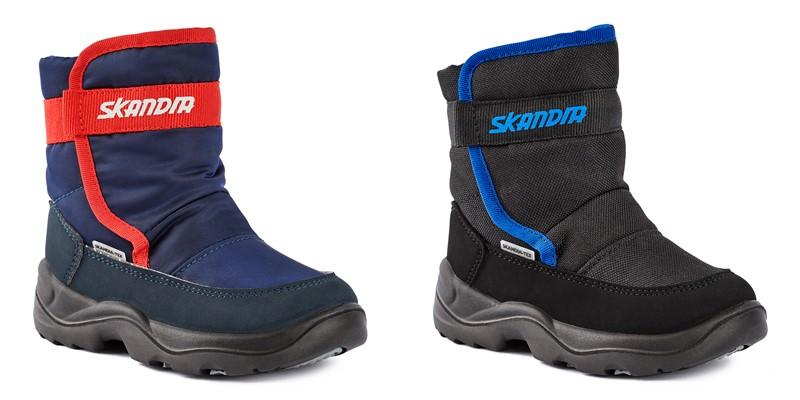 Коллекция обуви для мальчиков Skandia осень-зима 2019-2020  - фото 4