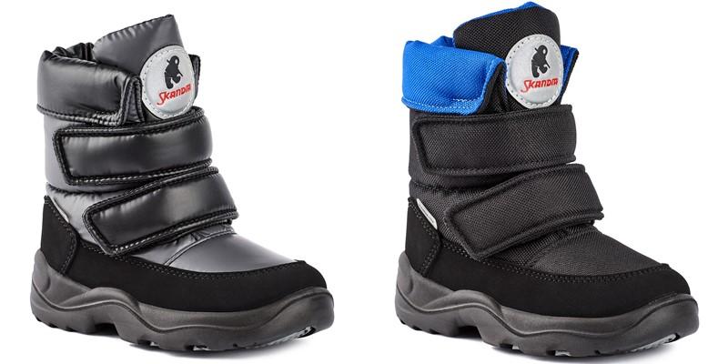 Коллекция обуви для мальчиков Skandia осень-зима 2019-2020  - фото 5