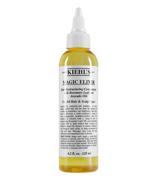 Осенне-зимний уход для волос - косметика Kiehl's - Питательный концентрат для волос и кожи головы