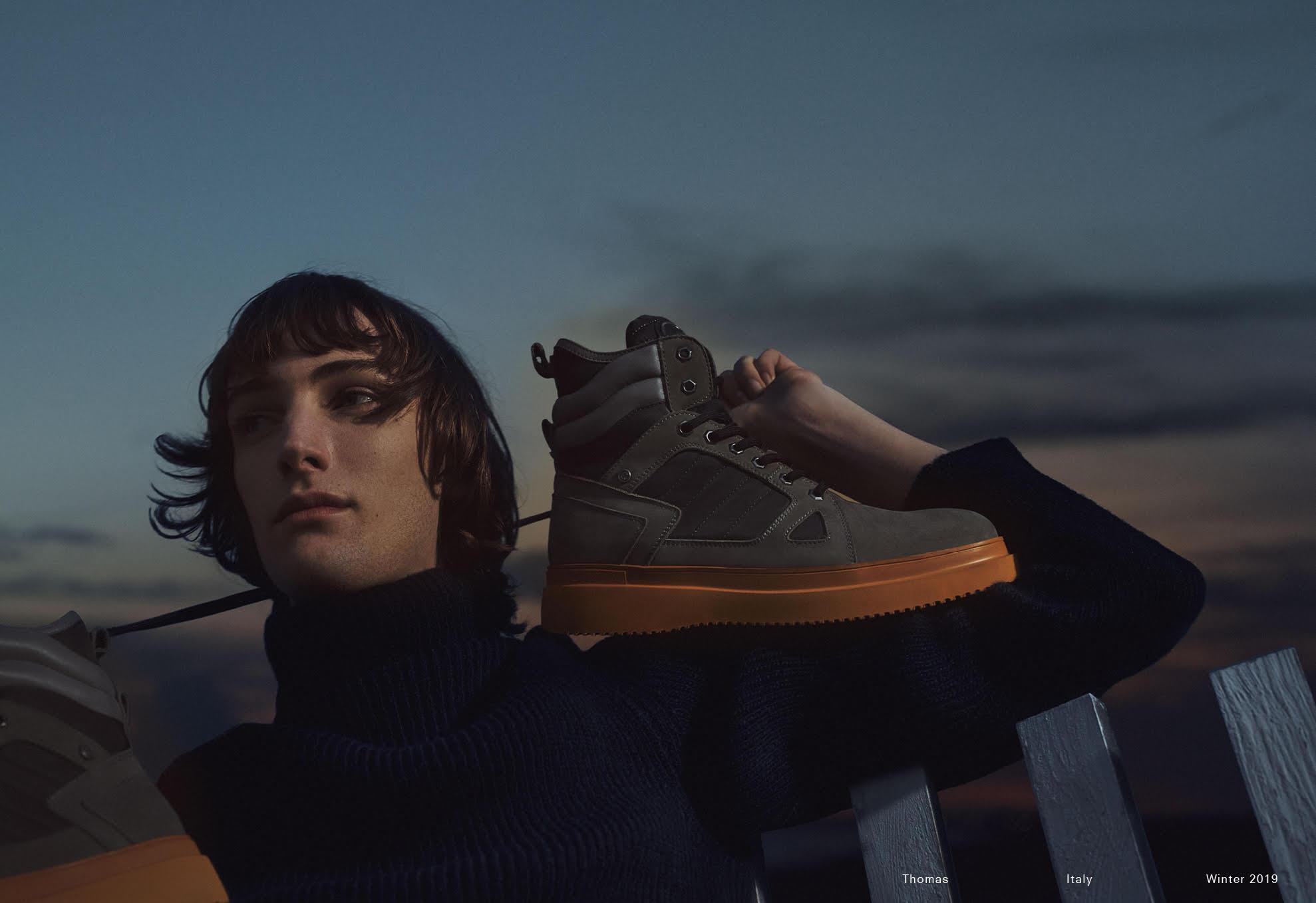 Рекламная кампания Colmar Originals by Originals осень-зима 2019-2020  - фото 5