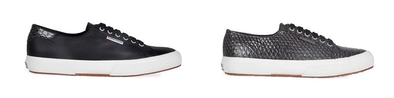 SUPERGA X YOOX – капсульная коллекция парной обуви - фото 2