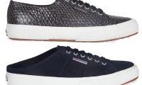 SUPERGA X YOOX – капсульная коллекция парной обуви для влюбленных