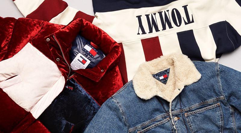 Новинка Tommy Hilfiger: коллекция Tommy Jeans Fall Heritage - фото 2