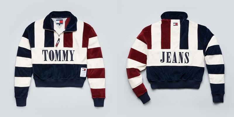 Новинка Tommy Hilfiger: коллекция Tommy Jeans Fall Heritage - фото 4