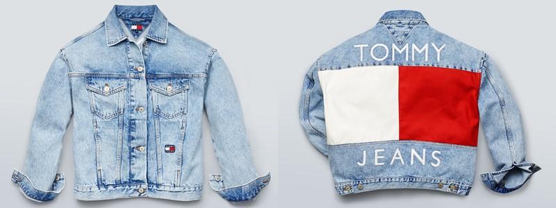 Новинка Tommy Hilfiger: коллекция Tommy Jeans Fall Heritage - фото 3