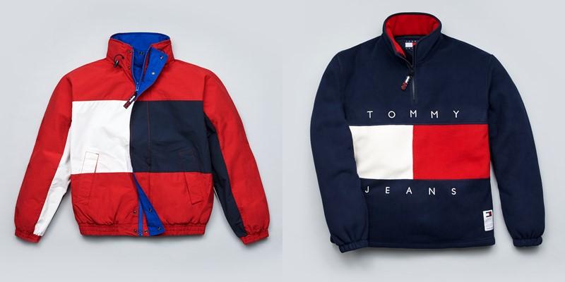 Новинка Tommy Hilfiger: коллекция Tommy Jeans Fall Heritage - фото 8