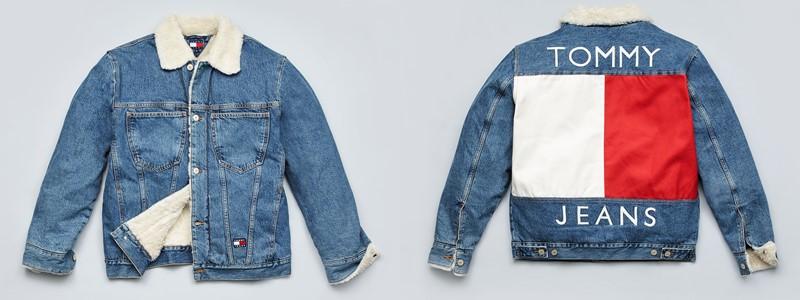 Новинка Tommy Hilfiger: коллекция Tommy Jeans Fall Heritage - фото 10