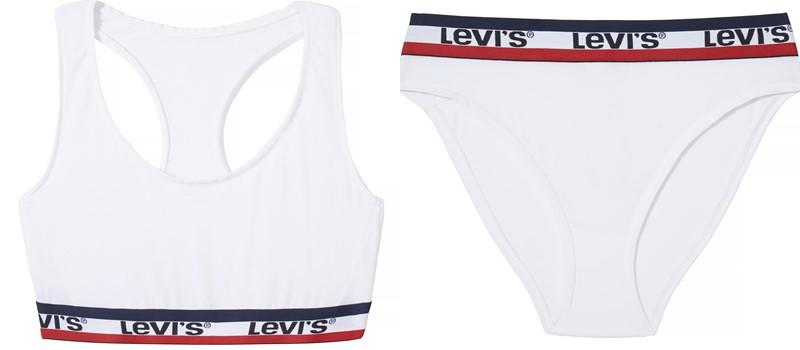 Первая капсульная коллекция Levi's® Bodywear 2019 - фото 7