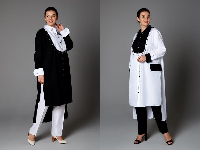 Plus size по-русски: бренд KHAN коллекция одежды для полных - фото 1