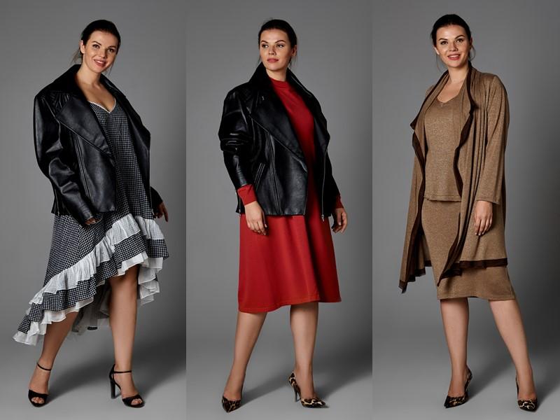 Plus size по-русски: бренд KHAN коллекция одежды для полных - фото 10