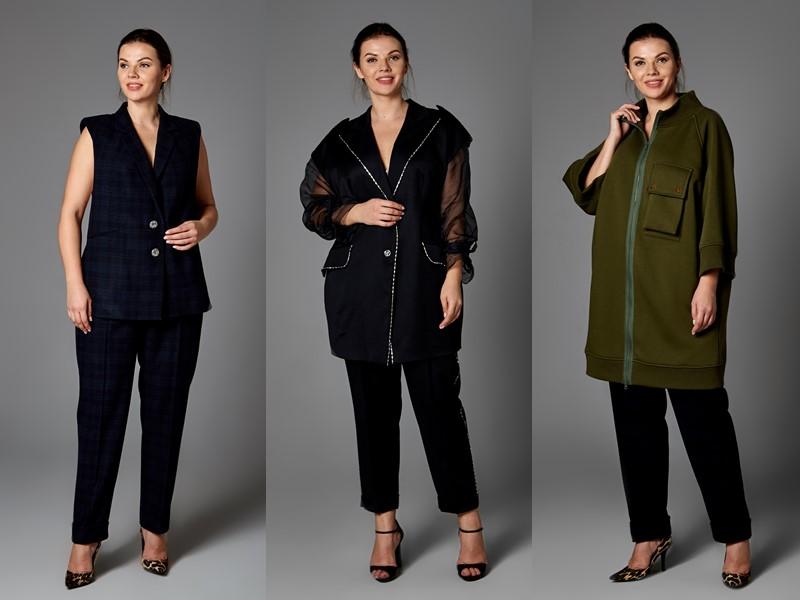 Plus size по-русски: бренд KHAN коллекция одежды для полных - фото 11