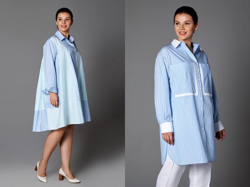 Plus size по-русски: бренд KHAN коллекция одежды для полных - фото 2