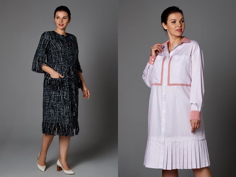 Plus size по-русски: бренд KHAN коллекция одежды для полных - фото 3