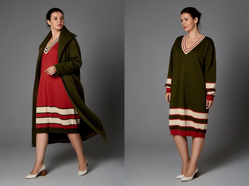 Plus size по-русски: бренд KHAN коллекция одежды для полных - фото 6