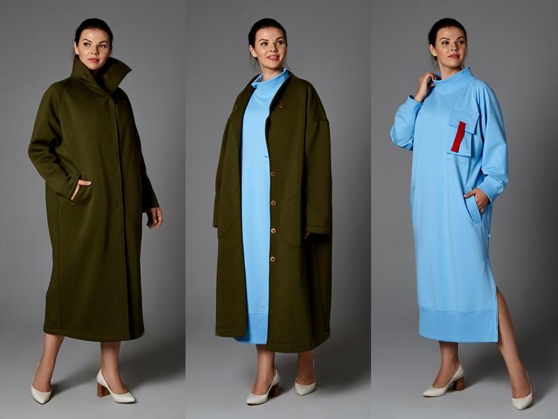 Plus size по-русски: бренд KHAN коллекция одежды для полных - фото 7