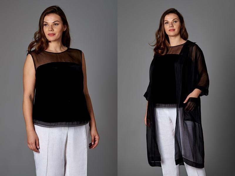 Plus size по-русски: бренд KHAN коллекция одежды для полных - фото 8