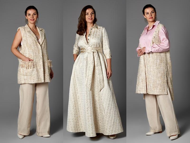 Plus size по-русски: бренд KHAN коллекция одежды для полных - фото 9