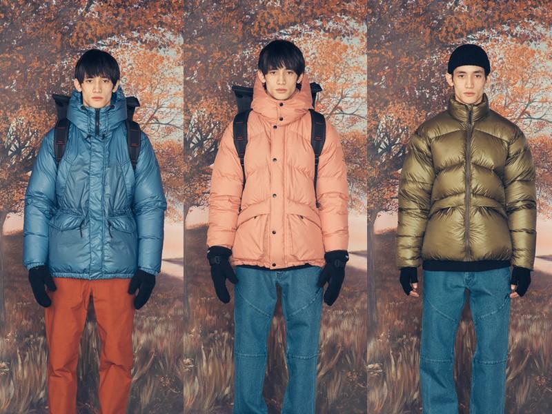 Капсульная коллекция Woolrich Outdoor Label осень-зима 2019-2020  - фото 1