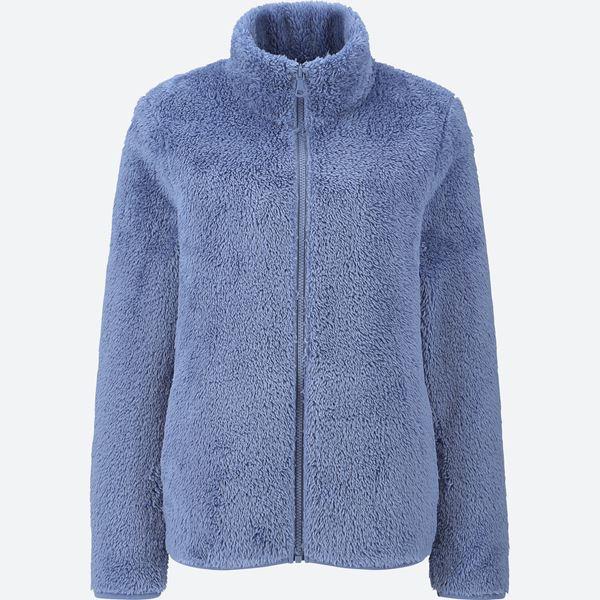 Новинки UNIQLO-2019: коллекция курток и толстовок из флиса - фото 5