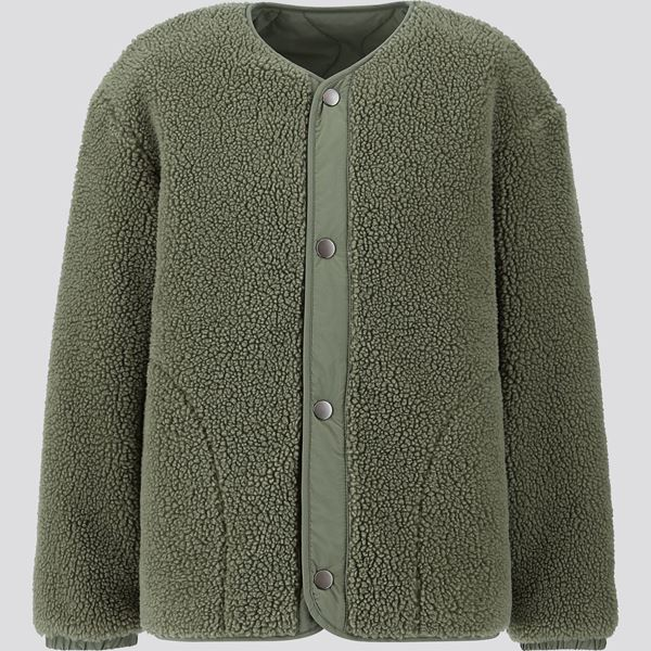 Новинки UNIQLO-2019: коллекция курток и толстовок из флиса - фото 9