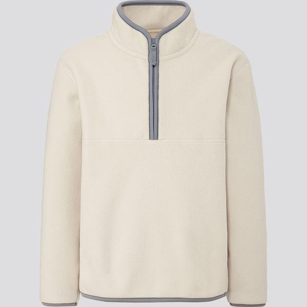 Новинки UNIQLO-2019: коллекция курток и толстовок из флиса - фото 12