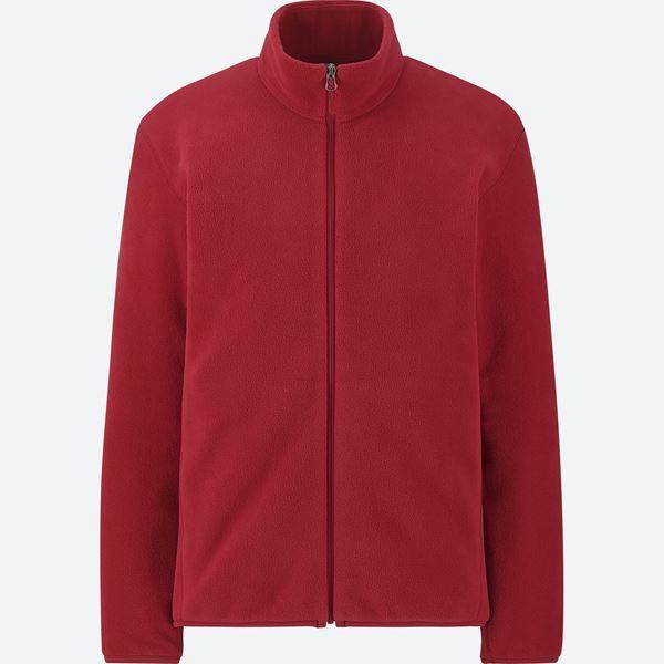 Новинки UNIQLO-2019: коллекция курток и толстовок из флиса - фото 1