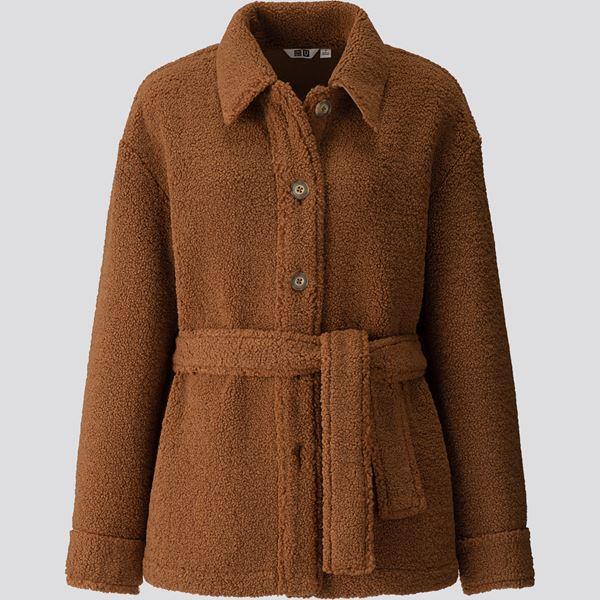 Новинки UNIQLO-2019: коллекция курток и толстовок из флиса - фото 8