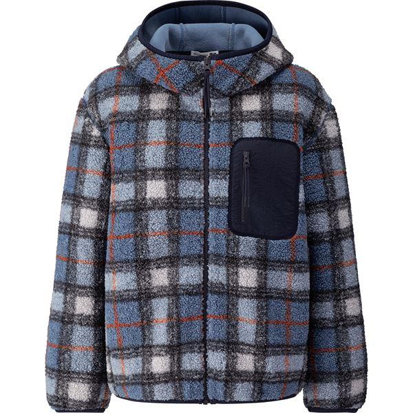 Новинки UNIQLO-2019: коллекция курток и толстовок из флиса - фото 7