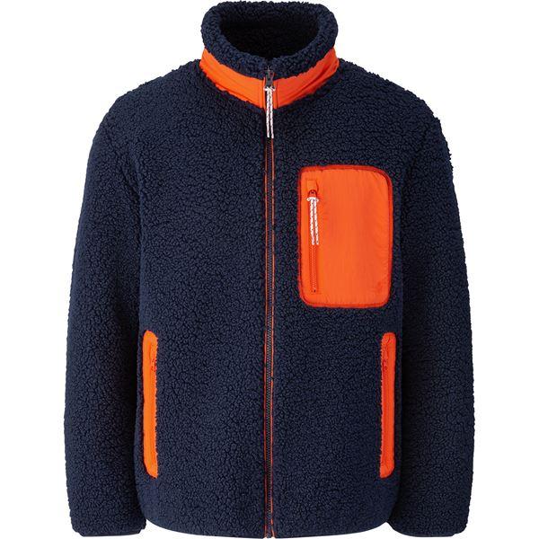Новинки UNIQLO-2019: коллекция курток и толстовок из флиса - фото 4