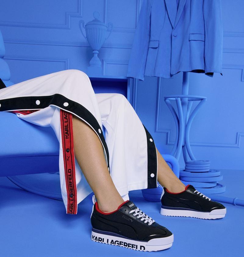 Коллекция Puma x Karl Lagerfeld осень-зима 2019-2020 - фото 3
