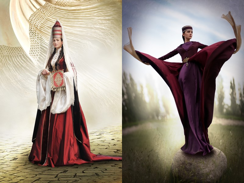 В Москве представят платье за 1,5 миллиона рублей - фото 1