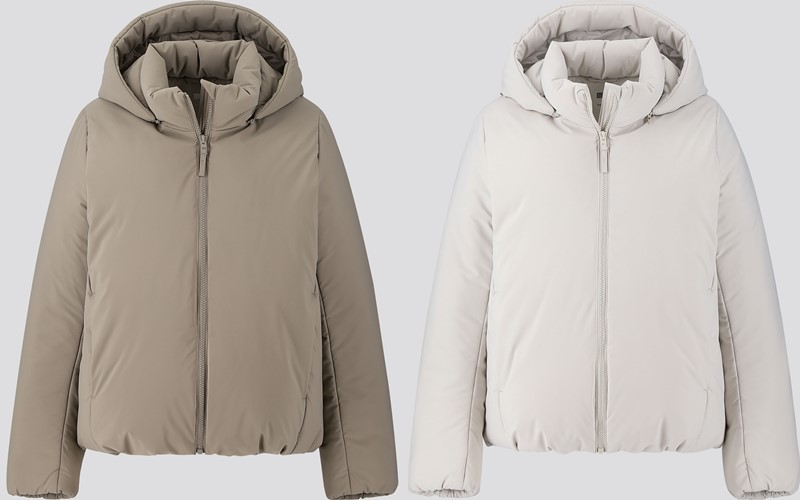 Коллекция пуховых курток UNIQLO Hybrid осень-зима 2019-2020 - фото 1