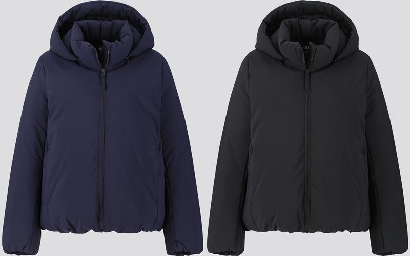 Коллекция пуховых курток UNIQLO Hybrid осень-зима 2019-2020 - фото 2