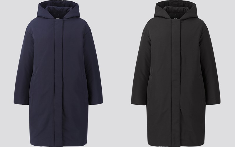 Коллекция пуховых курток UNIQLO Hybrid осень-зима 2019-2020 - фото 4