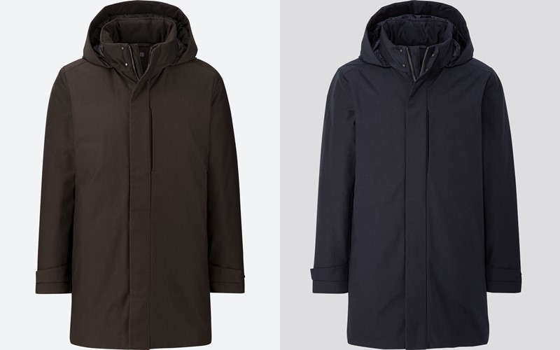 Коллекция пуховых курток UNIQLO Hybrid осень-зима 2019-2020 - фото 5
