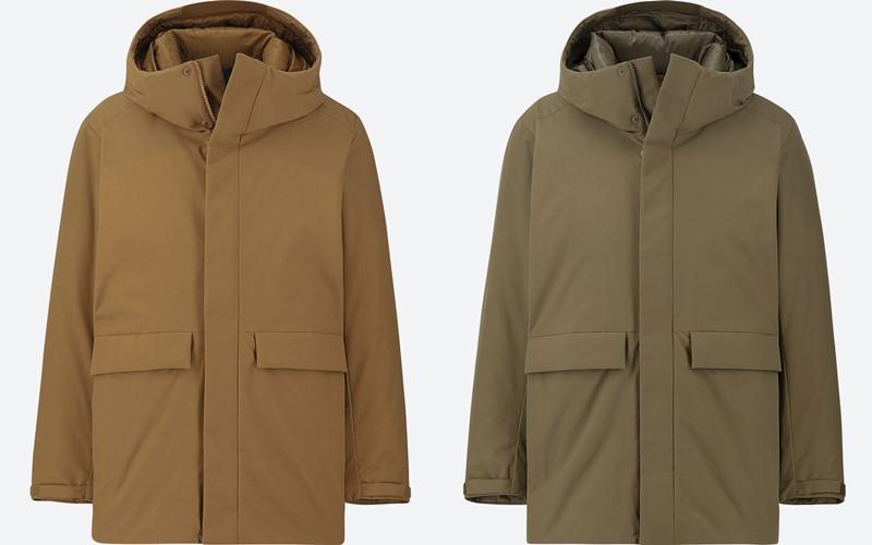 Коллекция пуховых курток UNIQLO Hybrid осень-зима 2019-2020 - фото 6