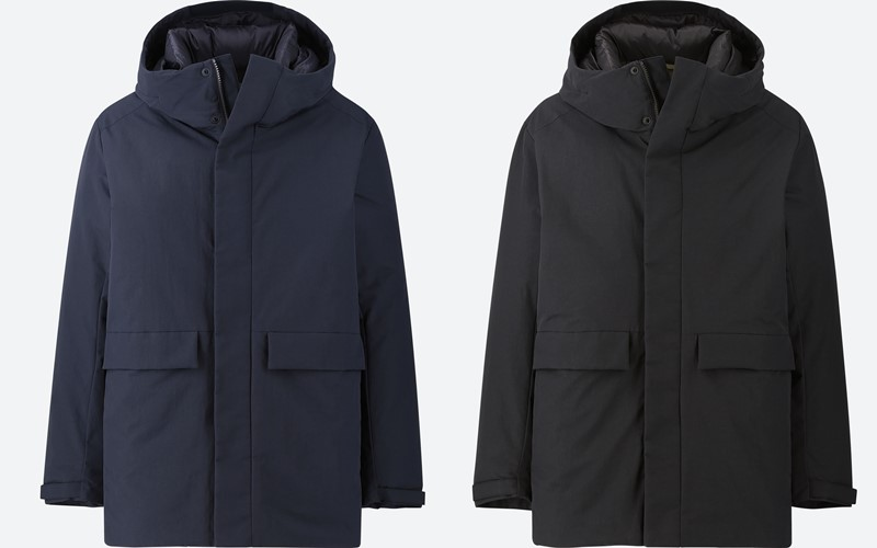 Коллекция пуховых курток UNIQLO Hybrid осень-зима 2019-2020 - фото 7