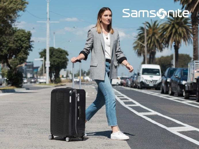 Скидки до 50%: распродажа в Samsonite до 5 ноября 2019