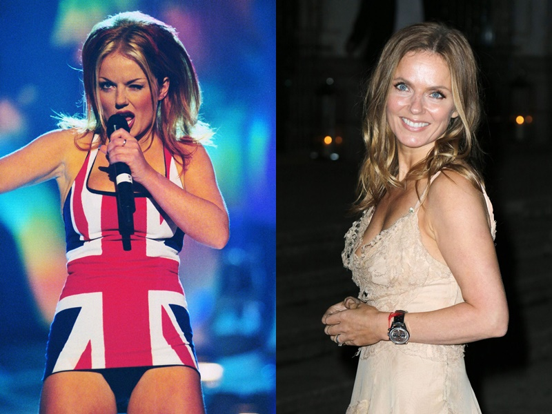Девушки из Spice Girls тогда и сейчас - Джери Холлиуэлл - фото 2