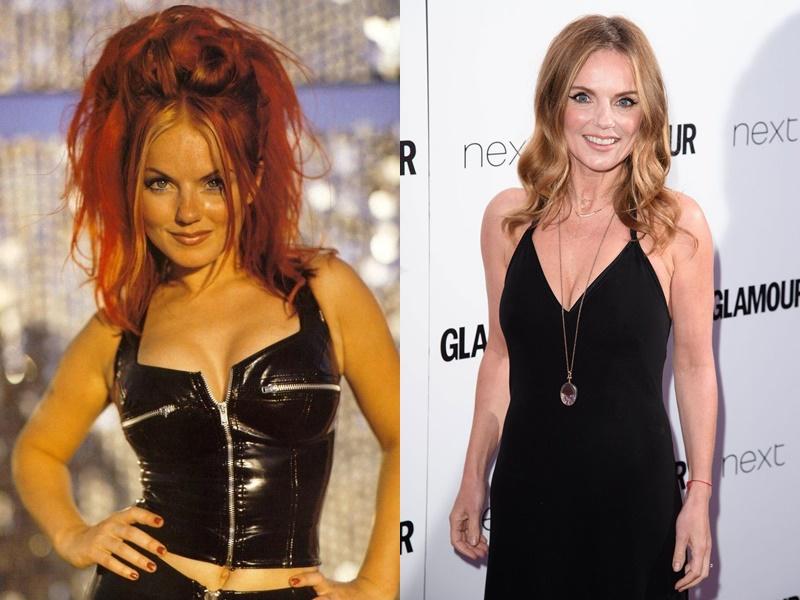 Девушки из Spice Girls тогда и сейчас - Джери Холлиуэлл - фото 3