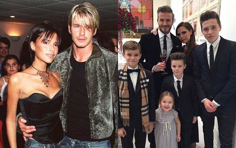 Девушки из Spice Girls тогда и сейчас - Виктория Бекхэм - фото 3