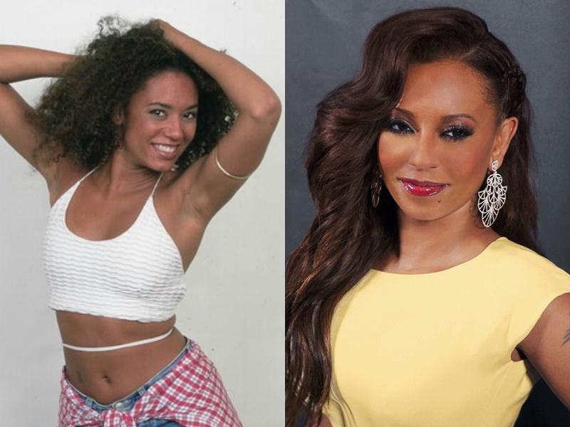 Девушки из Spice Girls тогда и сейчас - Мелани Браун - фото 2