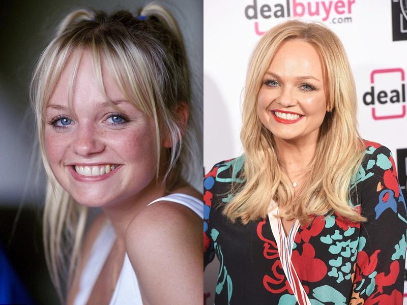 Девушки из Spice Girls тогда и сейчас - Эмма Бантон фото 1
