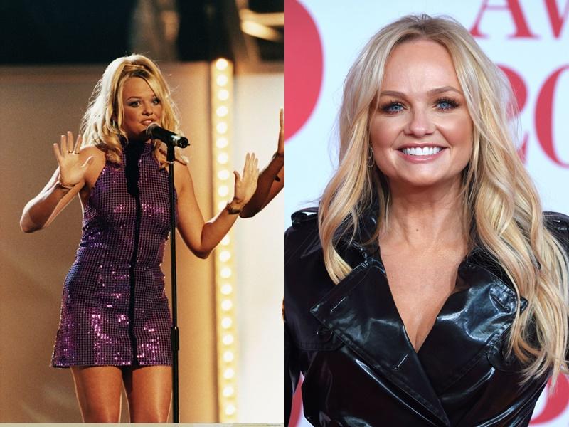 Девушки из Spice Girls тогда и сейчас - Эмма Бантон фото 2